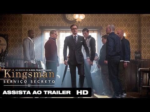 Trailer do filme Kingsman: Serviço Secreto