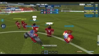 ROBLOX - Soccer Penalty Shootout!