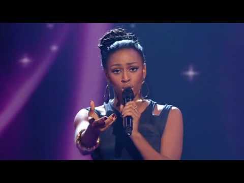 X Factor 2008 Semi-Final: Alexandra Burke - Unbreak My Heart: Full HD