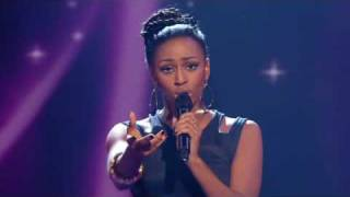 X Factor 2008 Semi-Final: Alexandra Burke - Unbreak My Heart: Full HD