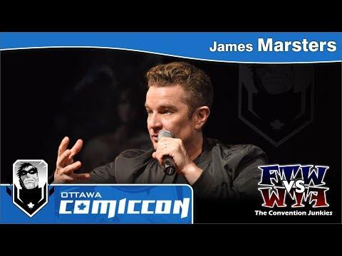 James Marsters (Buffy, Runaays) - Ottawa Comic-Con Panel