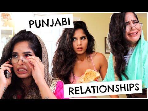 PUNJABI RELATIONSHIP PROBLEMS