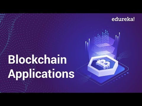 Blockchain Applications | Top 5 Decentralized Applications |