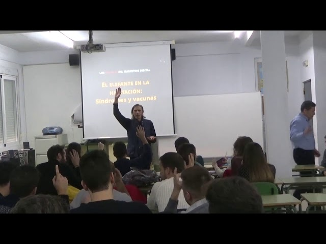 01 Los peligros del marketing digital - SamuelCarlos.com - Club Marketing Córdoba