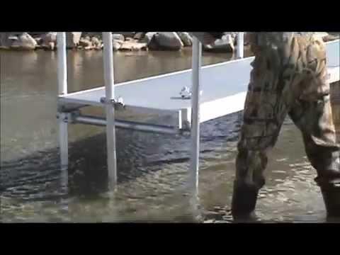 Installing Dock Pilings Doovi