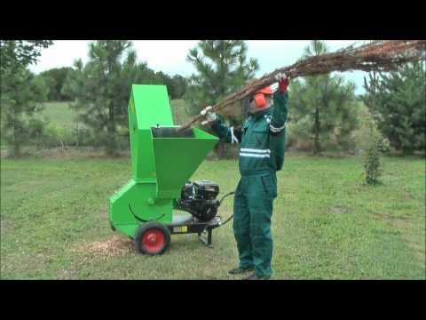 Садовый измельчитель LASKI KDO 85/14 CH440T