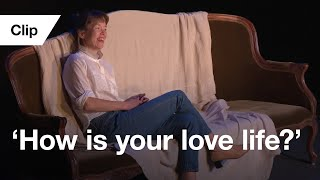 'How is your love life?' | Consent with Anna Maxwell Martin & Adam James | National Theatre at Home