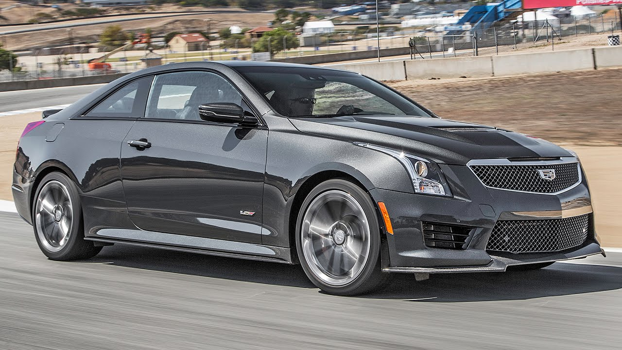 2016 cadillac ats v hot lap 2015 best driver39s car for Best free ats