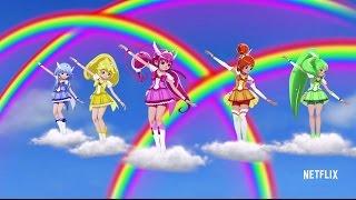 Glitter Force   Music Video   Glitter Force