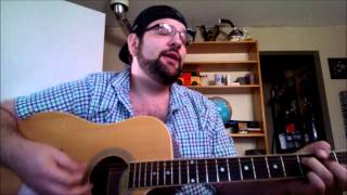 Matthew Good - Weapon (Acoustic Cover)
