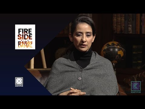 Manisha Koirala (Actor) - Fireside | 24 December 2018