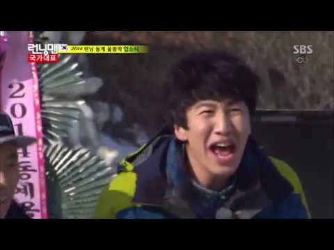 2014 Running Man Winter Olympic – The Hell Training Start Now