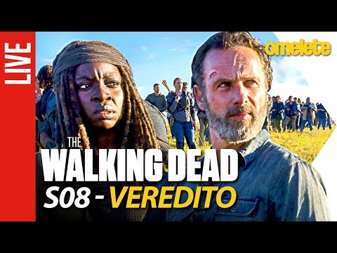 The Walking Dead: 8ª Temporada - O Veredito | OmeleTV AO VIVO