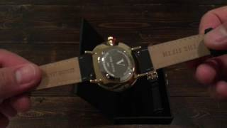 The Fifth Watches-New York Classic Broadway Unboxing and Review