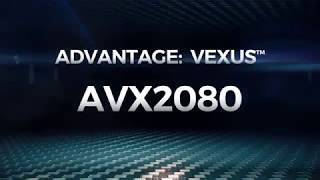 Introducing the all new Vexus® AVX2080