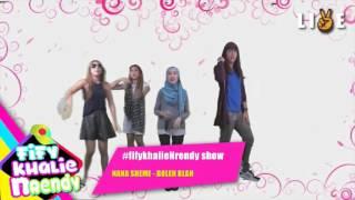 NANA SHEME- BOLEH BLAH (LIVE PEACEYALLFM)