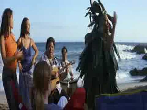 Ula hawaian dance scene from 50 first dates