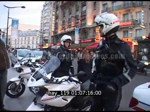Émeutes à la Gare du Nord