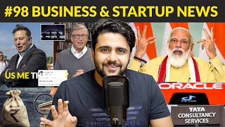 Business News #98 | TikTok rejected Microsoft's bid, TATA Debt Free by 2023, Arm NVIDIA $40 Bn Deal