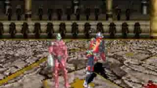 Mortal Kombat: Tournament Edition - Sektor Survival Part 1