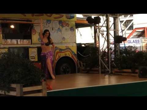 Hania al Che Festival Music for Peace - Oriental with touch Baladi