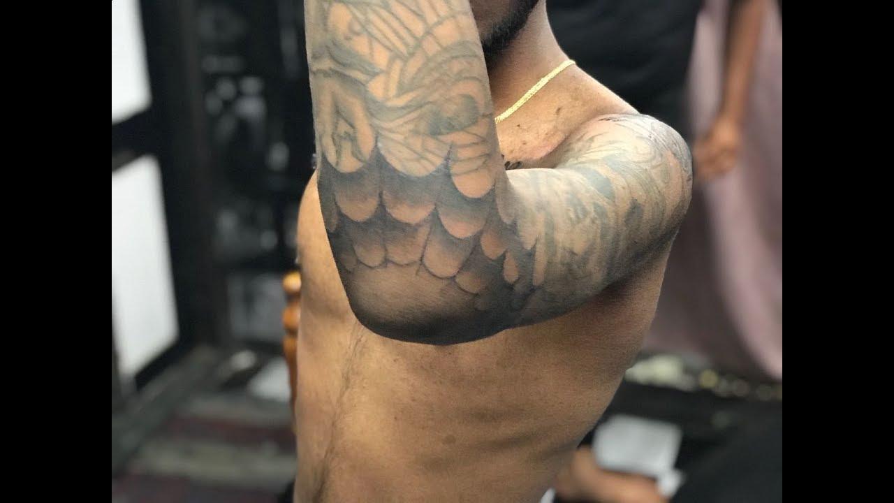 38df5a5402148 cover up tattoo idea (web tattoo ) - YouTube