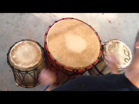 Ngoron Ballet Dunun and Variation 2