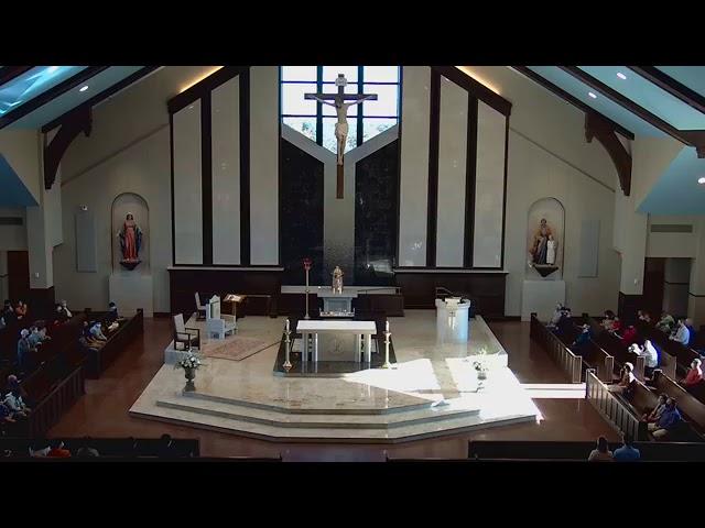 Solemnity of All Saints- November 1, 2020 9:30 AM