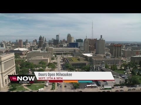 "City preps for ""Doors Open Milwaukee"""