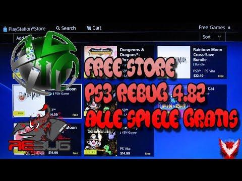 Free Store für CFW 4 82 Rebug   HAN Toolbox MOD auf CFW   Tutorial Deutsch    Rheloads