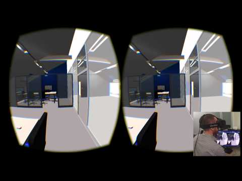 Testing BIM for Facility Management Reale Group's officies Testing VR