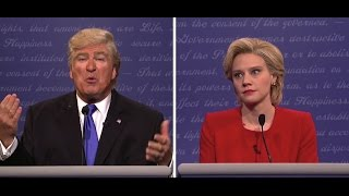 Donald Trump vs. Hillary Clinton Debate Cold Open