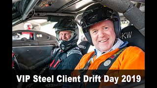 VIP Drift Client Ride Day 2019! VIP Structural Steel, Dyers Rd ITM & VIP Frames And Trusses