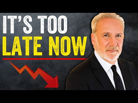 Peter Schiff On Gold And Bitcoin
