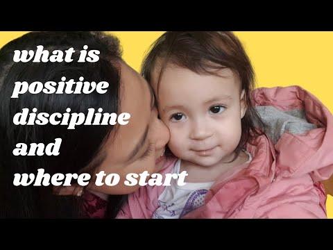 Montessori at home: POSITIVE DISCIPLINE | Montessori Parenting Series