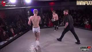 Showcase MMA XI|  Fight Fight 6:   Jake Norris vs Donovan Emmert  1-25-2020
