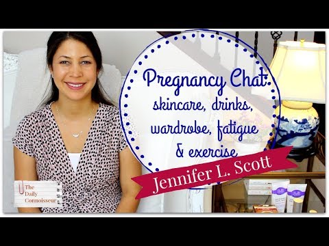 Pregnancy Chat | Skincare, Drinks, Rest & Exercise
