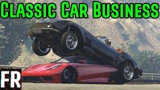 Gta 5 Mods - Classic Car Business