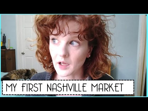 Blown Away in Nashville - Lindy Stitches Flosstube Market Wrap Up 2019