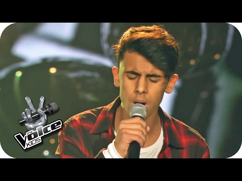 Emeli Sandé - Read all about it (Yassine) | Halbfinale | The Voice Kids 2016 | SAT.1
