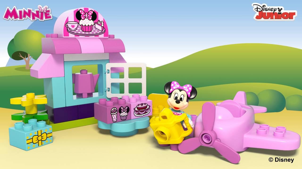 Minnies Café Lego Duplo 10830 Product Animation Youtube