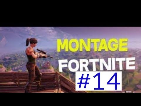 Fortnite Montage #14 -Words,Alone - SWE