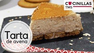 Tarta de Avena | Recetas Saludables | Sin Azúcares, Sin grasas | Recetas Thermomix