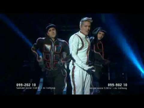Danny Saucedo - Amazing (FINAL - Melodifestivalen 2012)