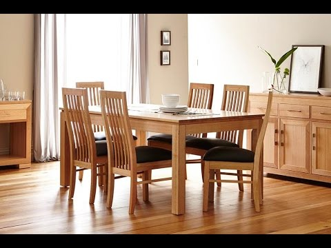 how to make a dining room tablehand - youtube
