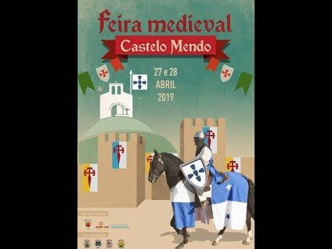 Feira Medieval de Castelo Mendo 2019 PT