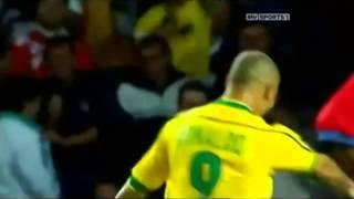 Настоящий Роналдо..Бразильский Лучший Игрок