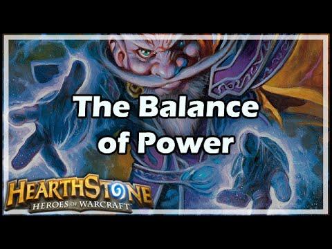[Hearthstone] The Balance of Power