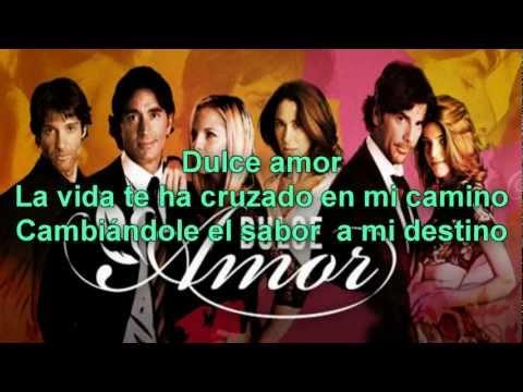 The Puentes - Dulce Amor (Letra)