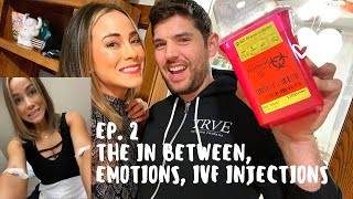 IVF Ep. 2: Emotional rollercoaster, the waiting game, INJECTIONS